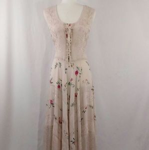 Advance Apparel boho dress